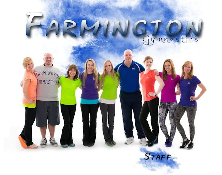 Farmington Gymnastics - Staff